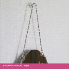 画像3: 壁掛シルエットミラー(うさぎたれ耳) 小 (3)