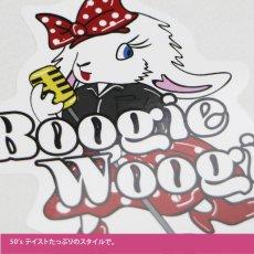 画像3: Rockabbily Bunnyステッカー キリヌキ Keity (3)