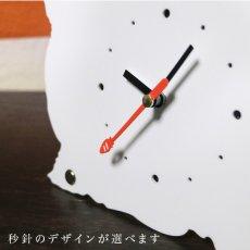 画像12: 【フルオーダー】『うちの子』シルエット時計 (12)