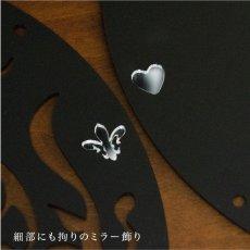 画像11: うさぎの時計<ラウンドフレーム>文字盤 チモシーリース (11)