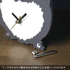 画像3: チンチラのシルエット時計 (3)